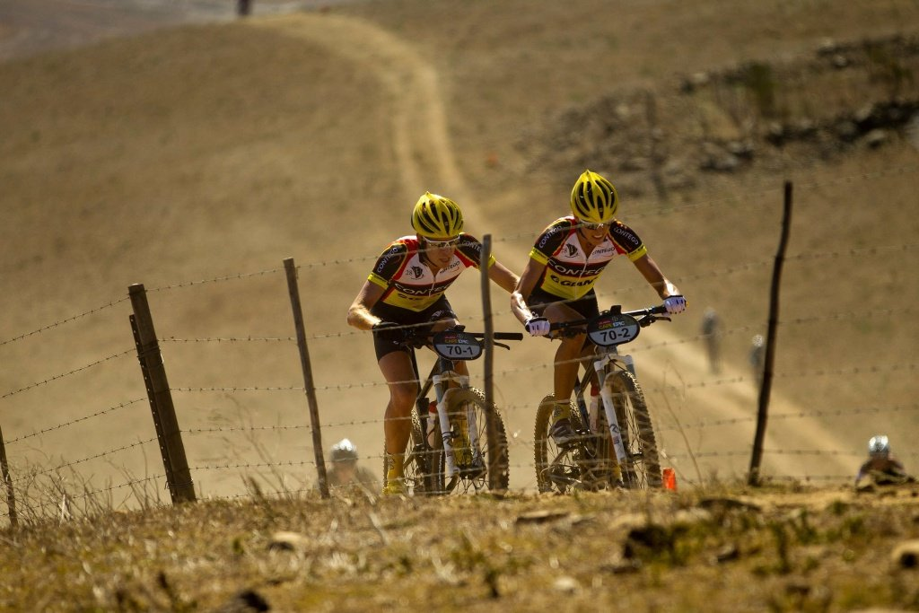 Prolog - Erik and Ariane Kleinhans bei Durbanville