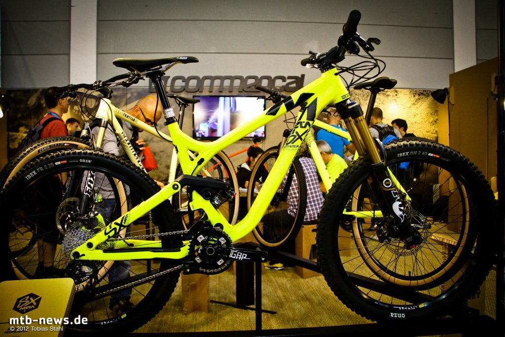 Eurobike 2012 Commencal 2013-6
