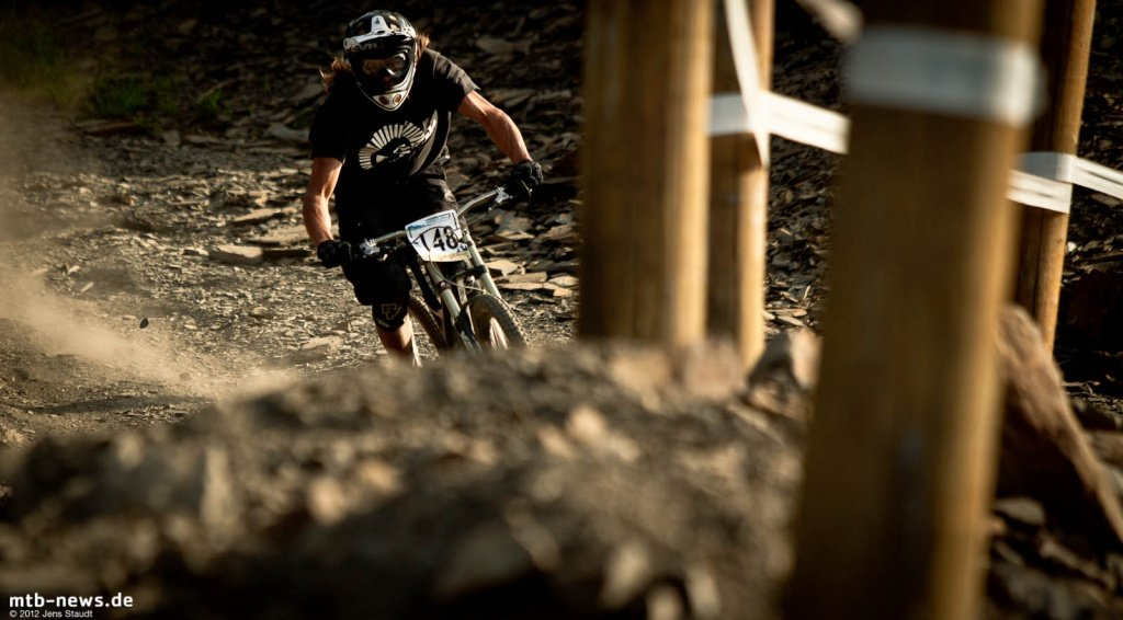 Whistler Crankworx Garbanzo Downhill by Jens Staudt - 9780