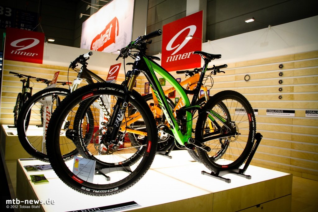 Eurobike 2012 Niner Bikes 2013-19