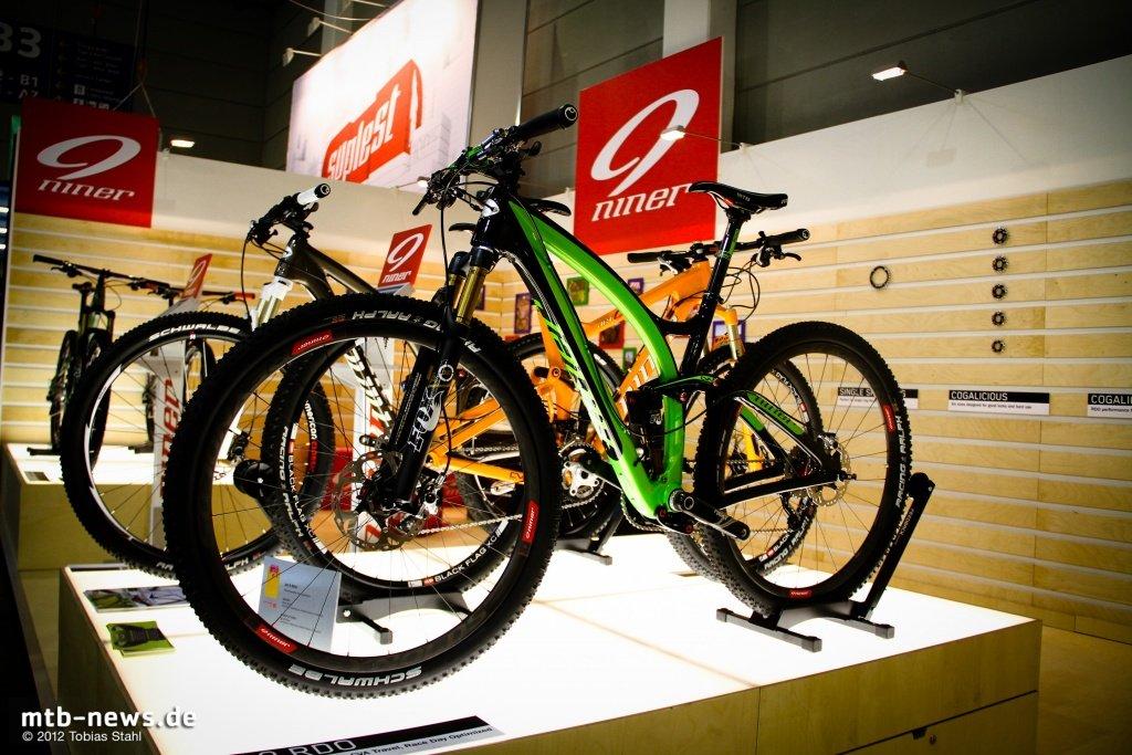 Eurobike 2012 Niner Bikes 2013-19