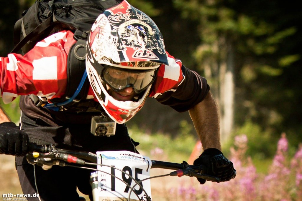 Whistler Crankworx Enduro - Kai Uphill