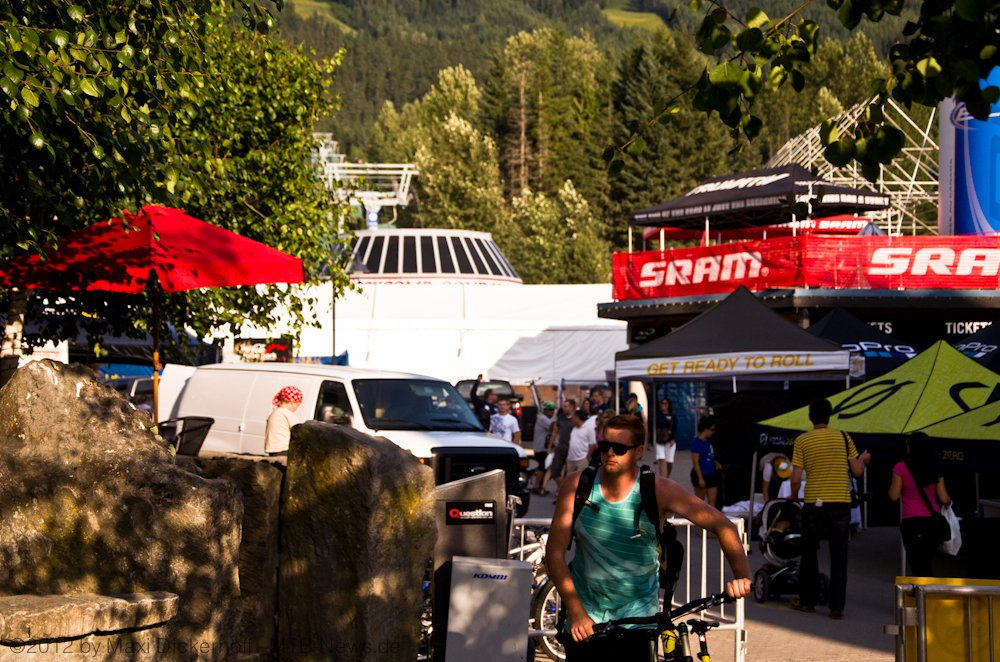 Crankworx Whistler 2012 Tag 1-42