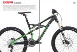 Specialized Enduro Expert Carbon grün / deutsche Version