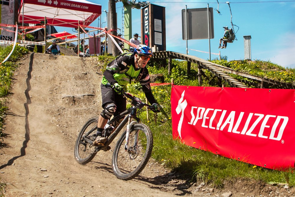 Rene Wildhaber - Specialized Enduro Series Winterberg 2012