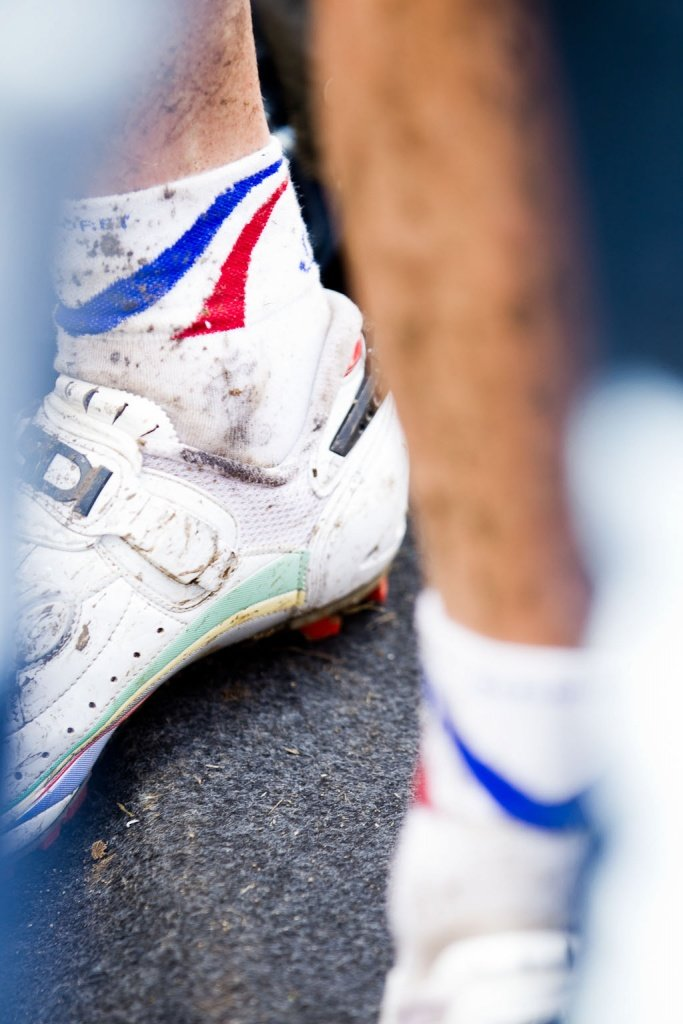 39 Julien Absalon - schnelle Socken!