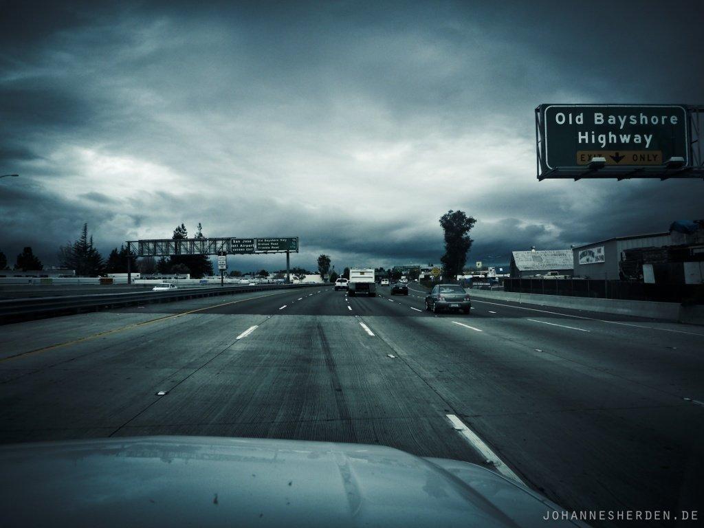 78 Dunkle Wolken vor San Francisco. Es wird doch nicht...?