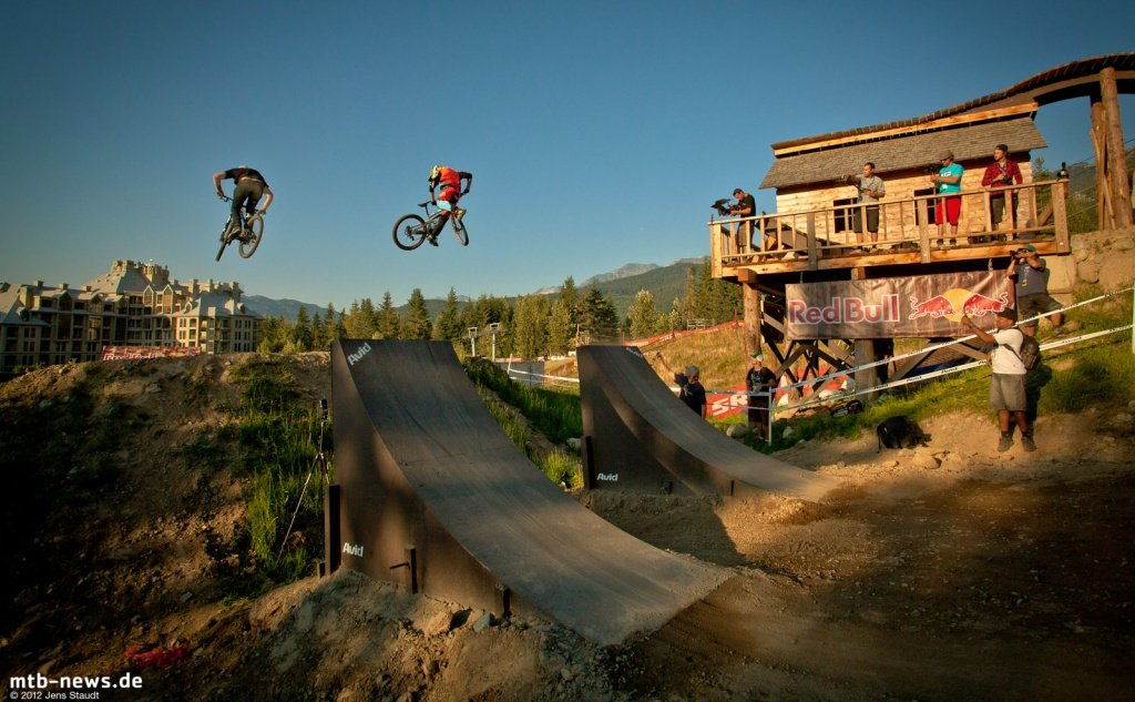 Whistler Crankworx Speed and Style -  Doppelpack