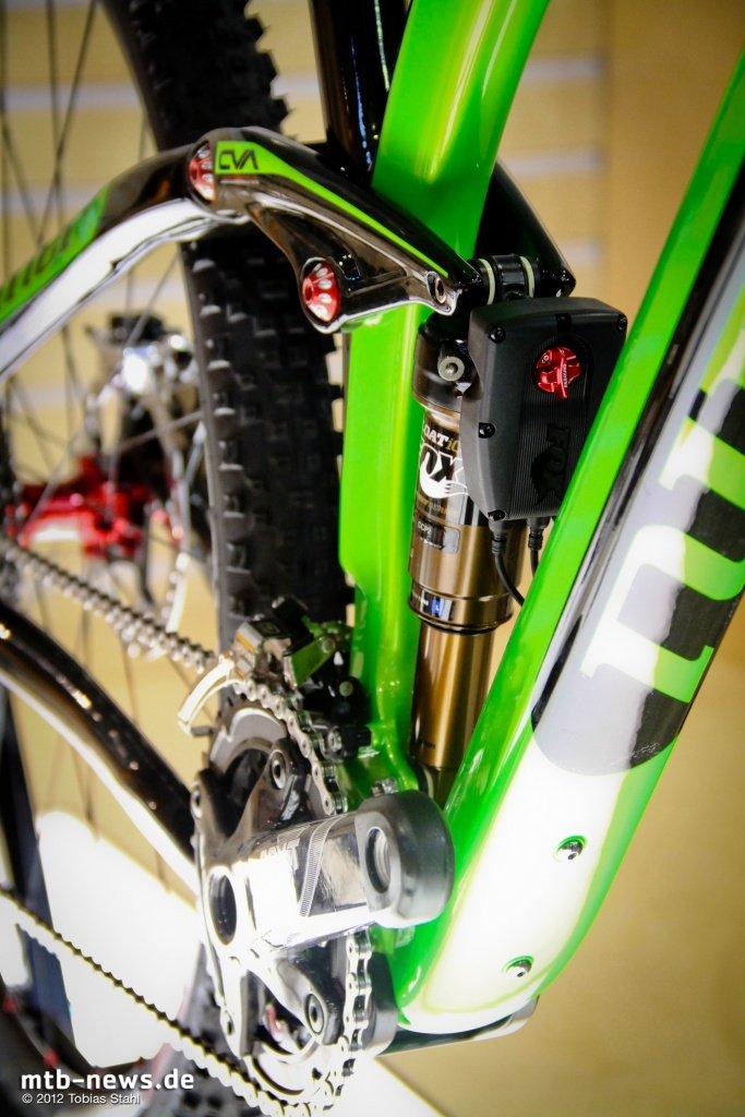 Eurobike 2012 Niner Bikes 2013-15