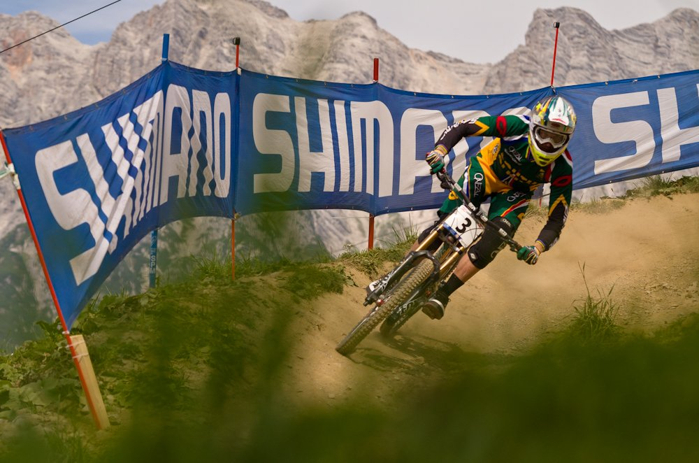 WM Leogang Training Tag 2-15