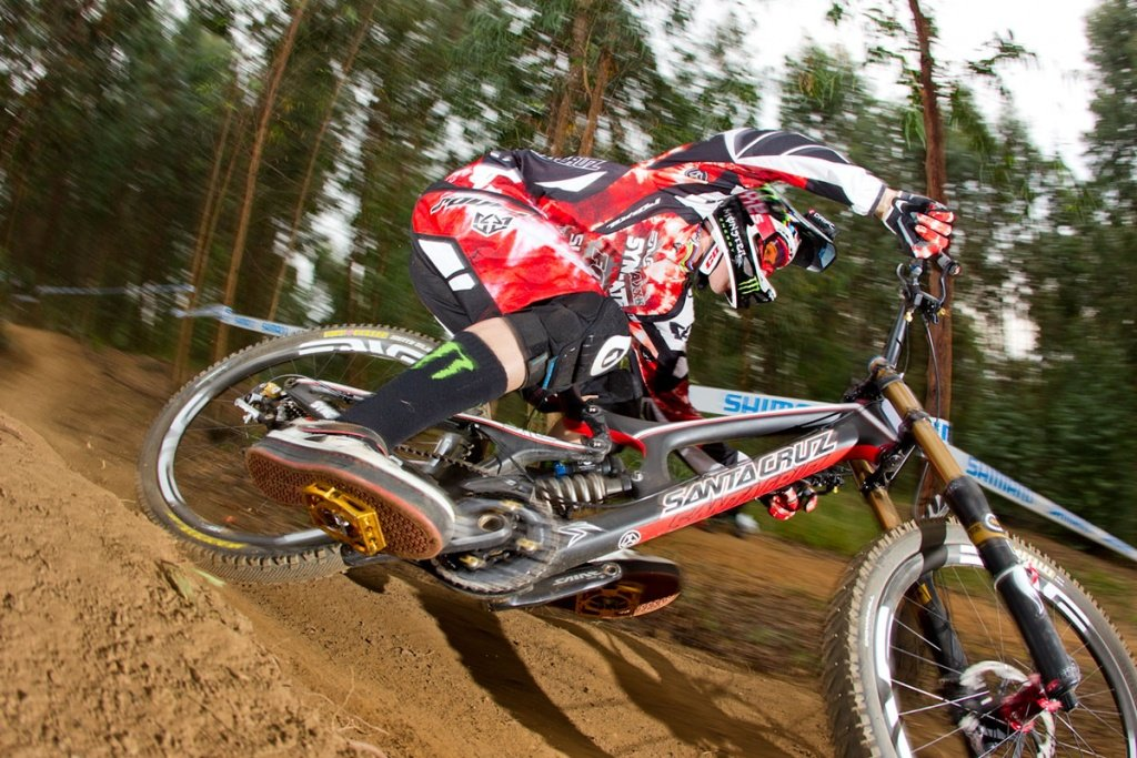 Steve Peat - Santa Cruz Syndicate