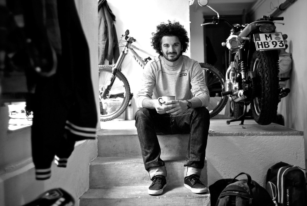 IONbike 4 RobJHeran Portrait2012 byYorickCarroux