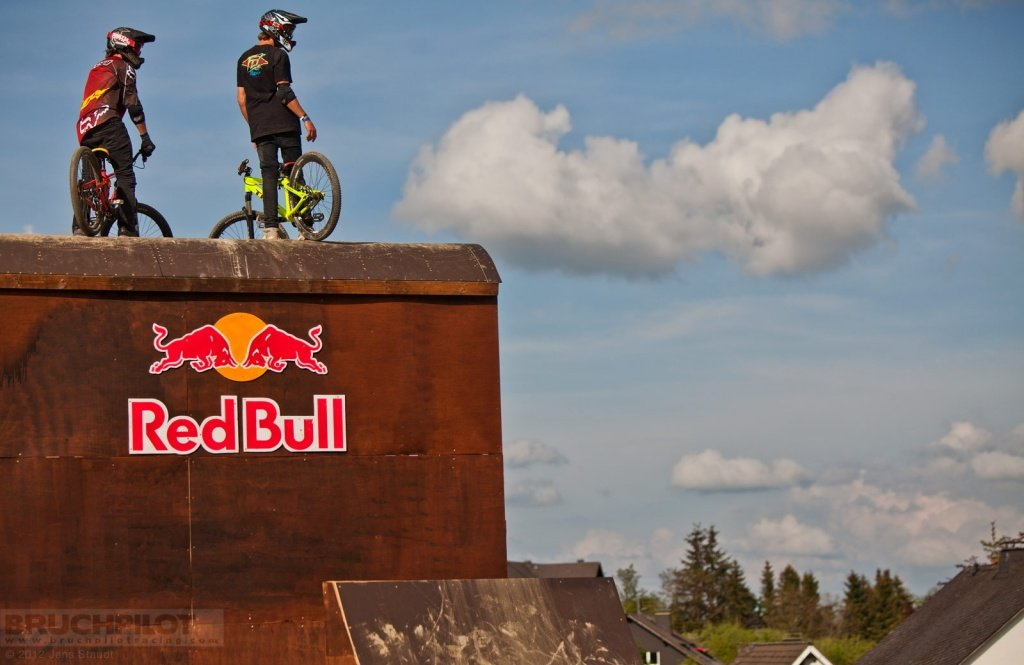 Red Bull Bergline - Linecheck