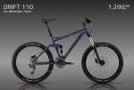 Carver Drift 110 - Das absolute Einsteigermodell