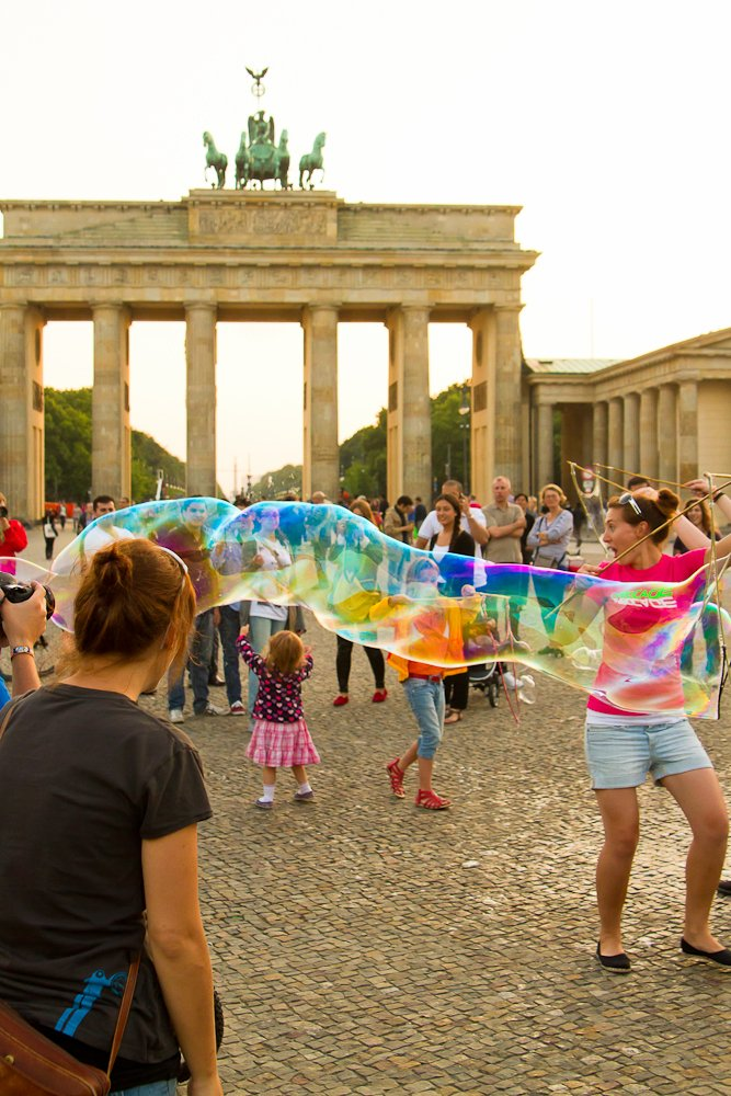 Pumptrackliebe Roadtrip: Brandenburger Tor