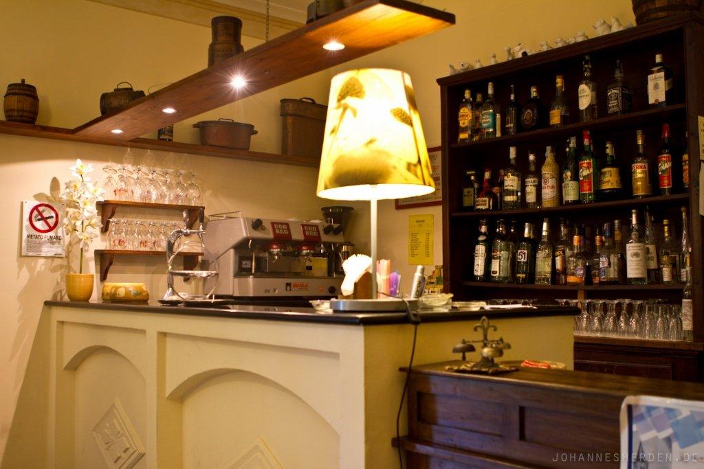 Hoteleigenes Caffé