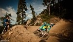 Whistler Crankworx Garbanzo Downhill by Jens Staudt - 9971