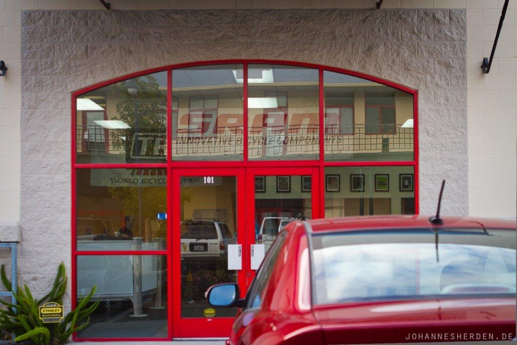 49 Klein aber fein: Truvativ-Dependance in San Luis Obispo