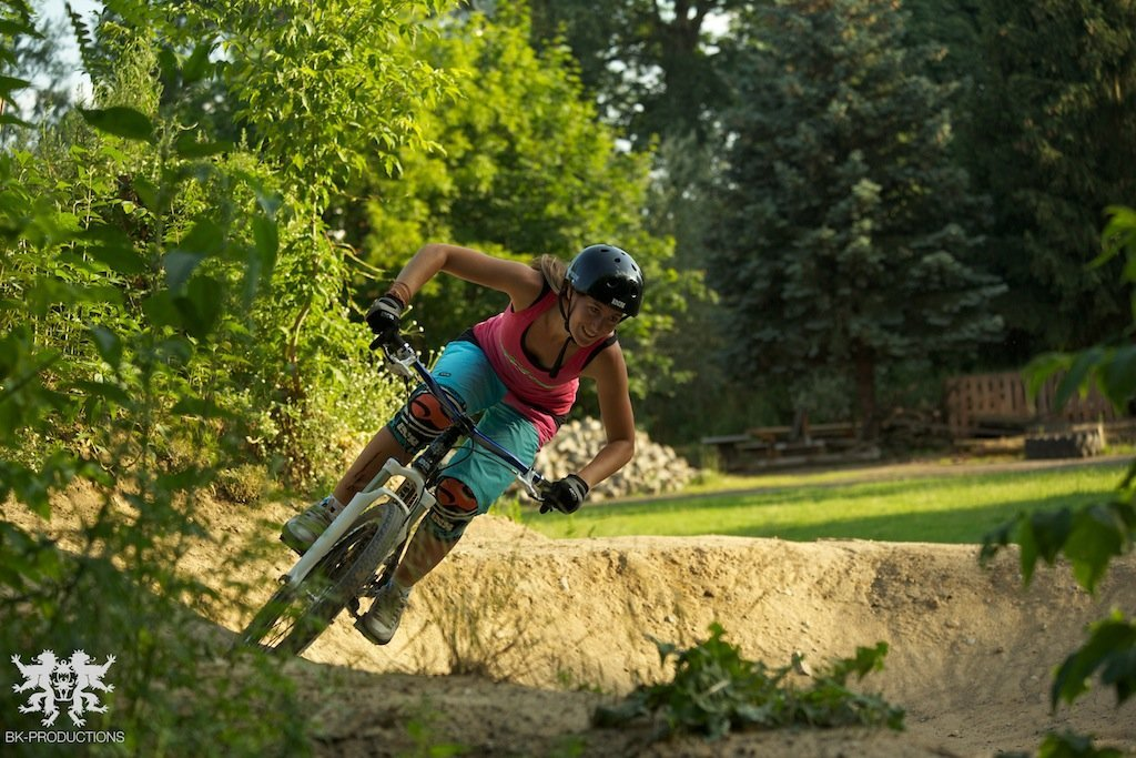 Pumptrackliebe Roadtrip: Steffie