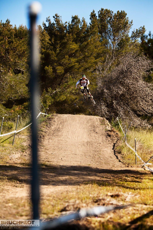 Big Jumps mit (teilweise) großen Rädern
