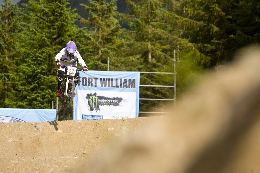 Fort William - 4X Qualifying