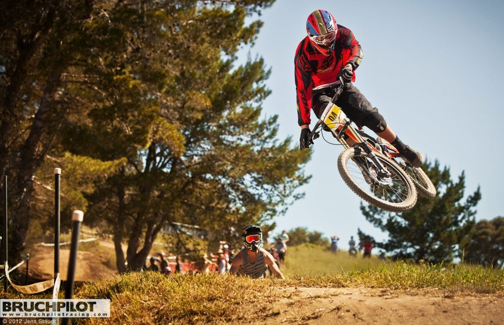 Kyle Strait Sea Otter Downhill