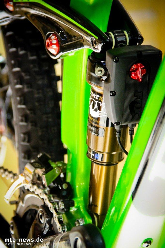 Eurobike 2012 Niner Bikes 2013-16