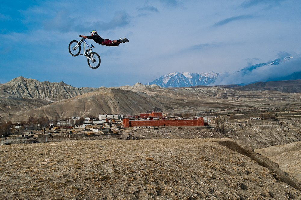 Kurt Sorge in Nepal - Foto: Blake Jorgenson/Red Bull Content Pool