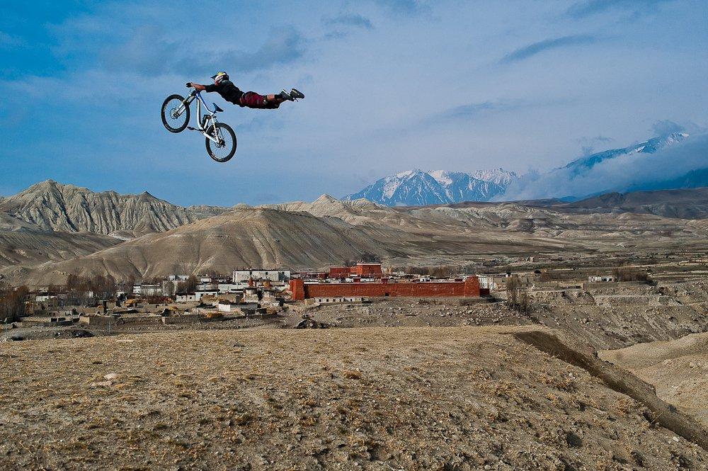 Kurt Sorge in Nepal - Foto: Blake Jorgenson/Red Bull Content Pool