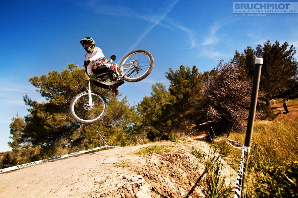Sea Otter Downhill Danny Hart Whip