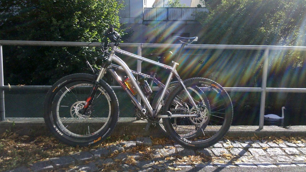 scandal mit 120mm gabel 29 zoll bikes. Black Bedroom Furniture Sets. Home Design Ideas