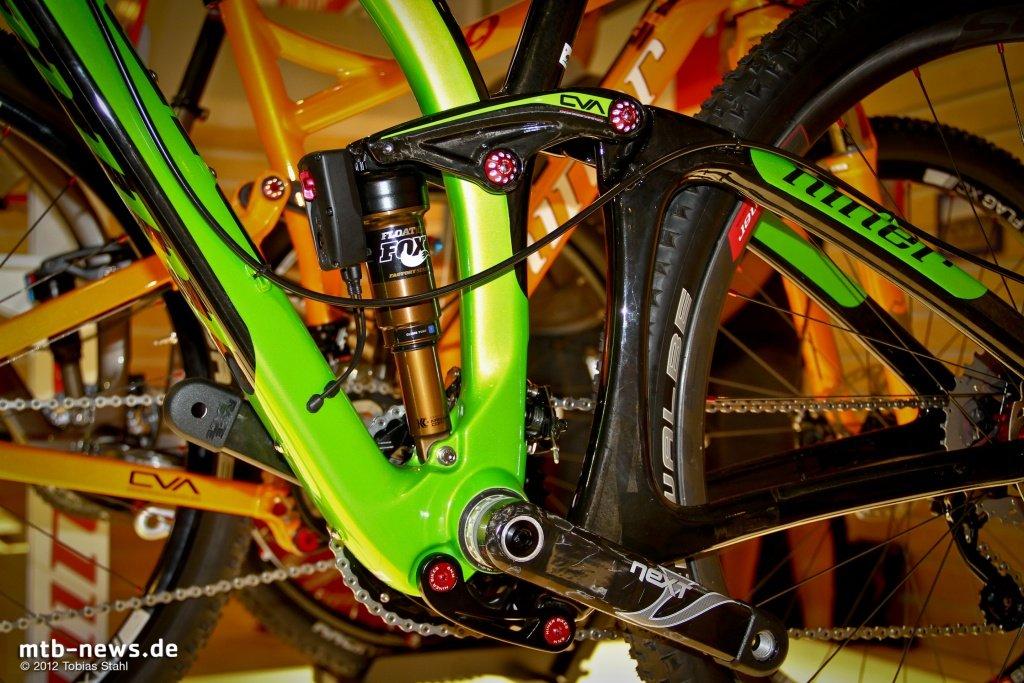 Eurobike 2012 Niner Bikes 2013-2
