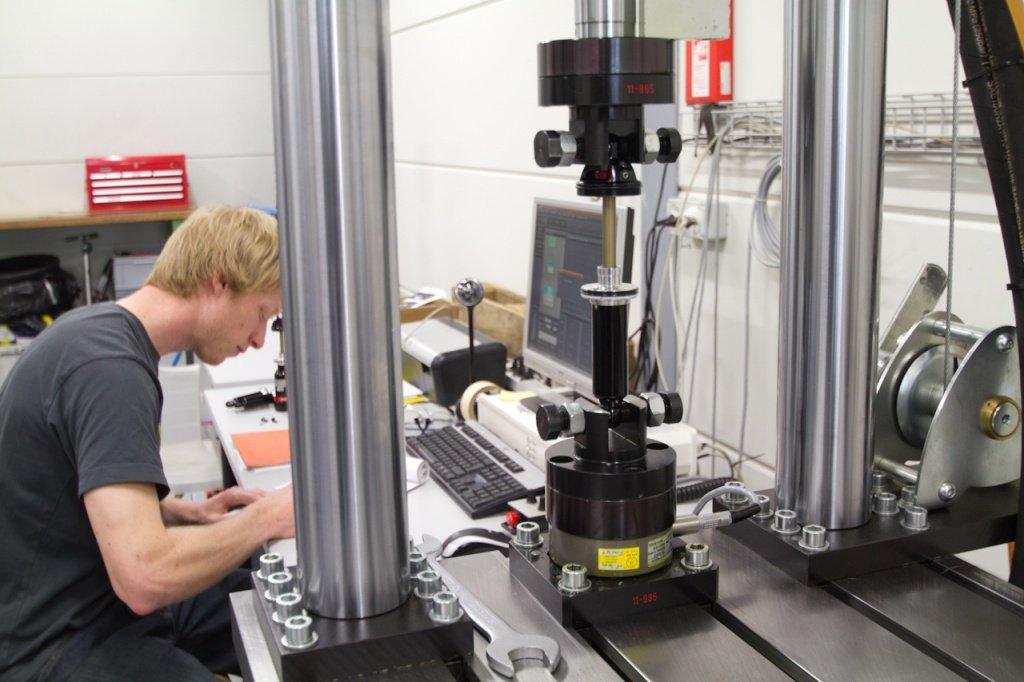 DT-Swiss Testlabor