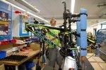 Ghost Bikes, Montageband
