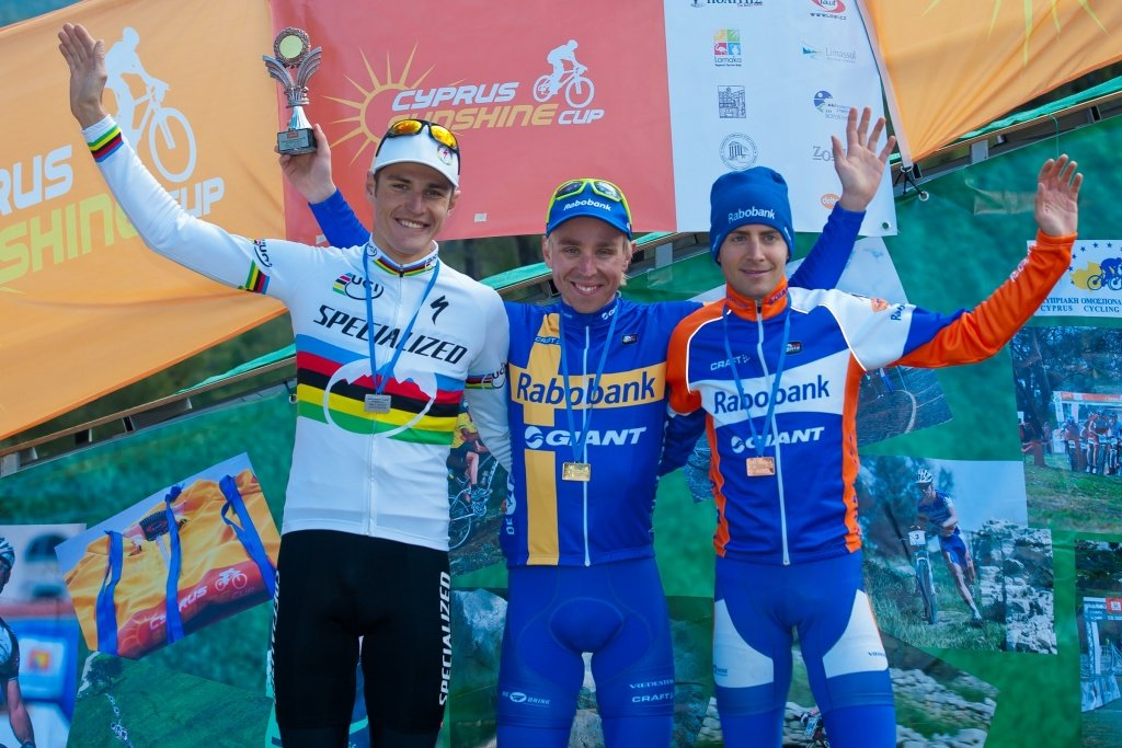 Cyprus Sunshine-Cup 2012: Afxentia, Point to Point (2) - MTB-News.de