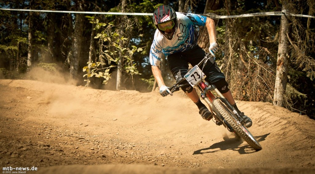 Whistler Crankworx Enduro - Fox - Josh Carlson