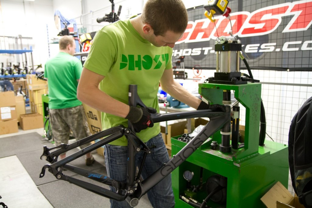Ghost Bikes, Produktion