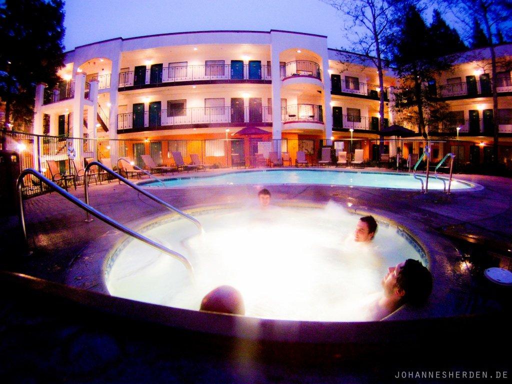 67 Entspannen im Hotel-Blubberbad