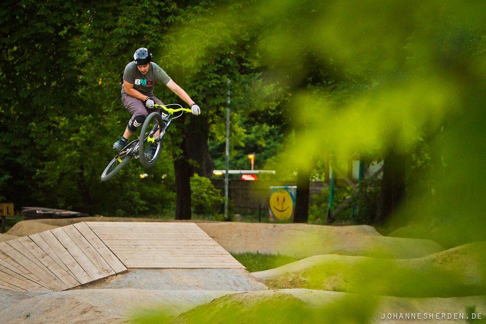 Hannes - Mellowpark, Berlin