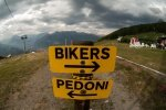 BIkers Pedoni