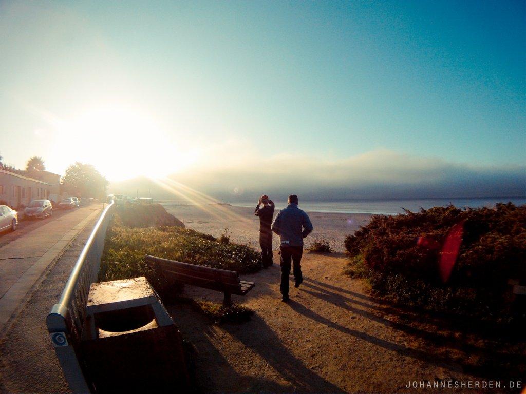 9 Strandzeit: Santa Cruz, California