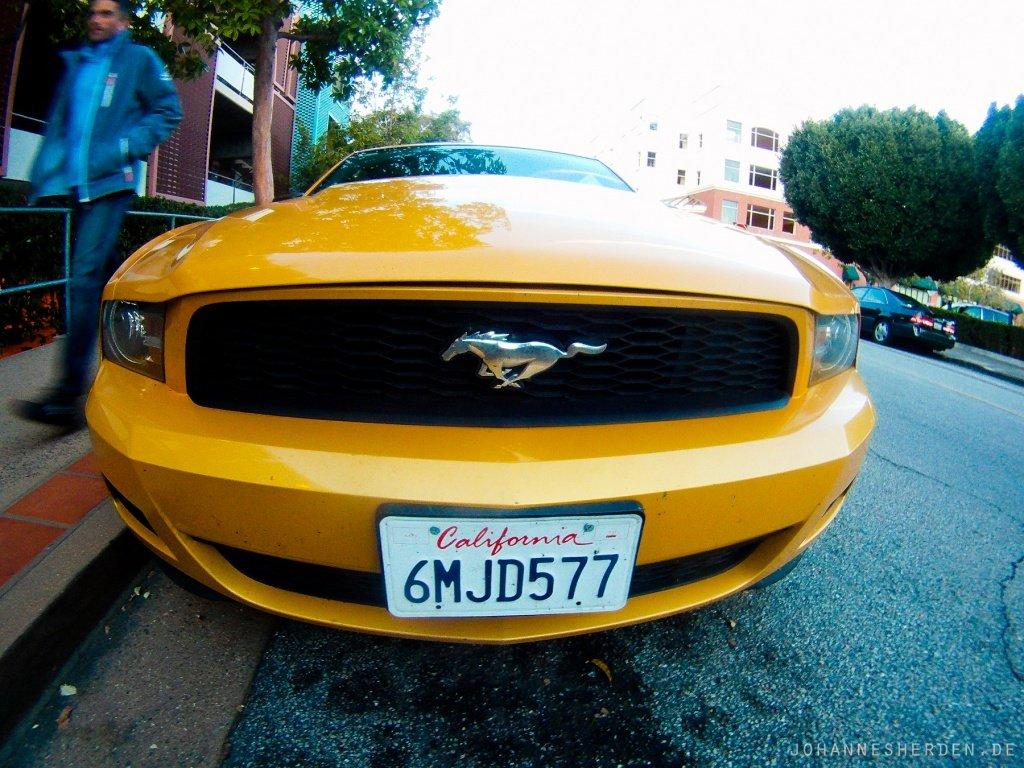 59 Mustang in San Luis Obispo