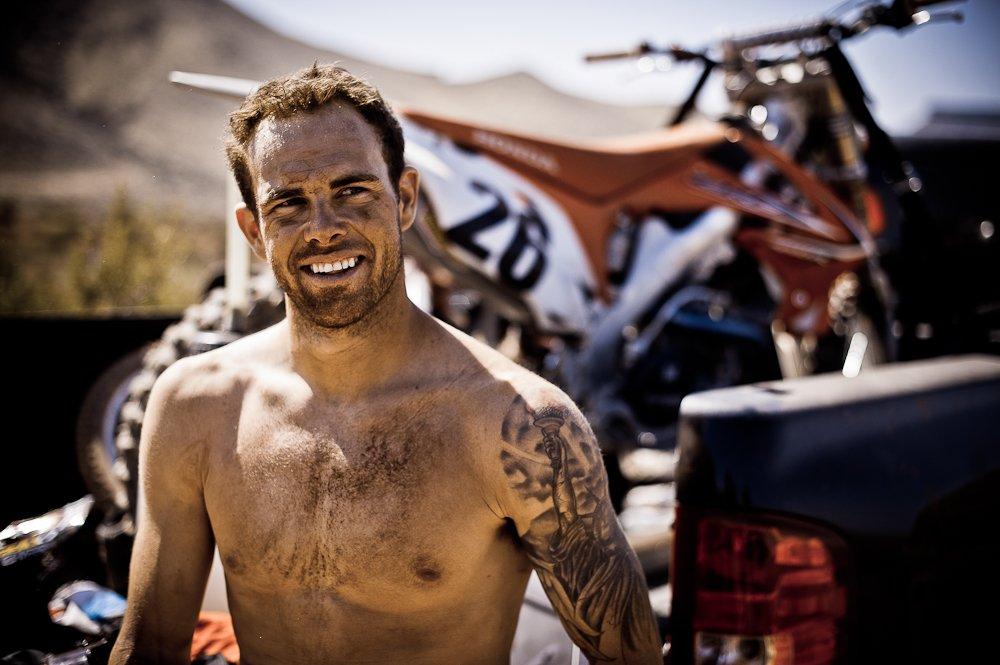 Cam Zink während des Drehs in Utah - Foto: Blake Jorgenson/Red Bull Content Pool