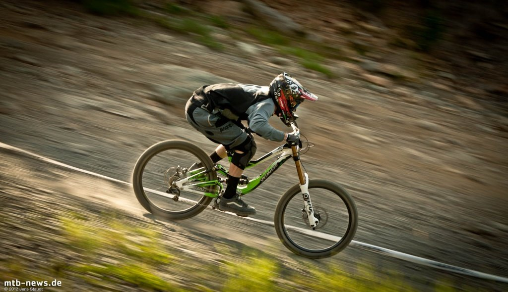 Whistler Crankworx Garbanzo Downhill by Jens Staudt - 9850