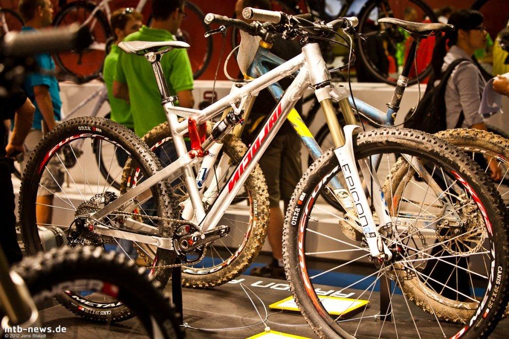 Eurobike 2012 Nicolai - 3977