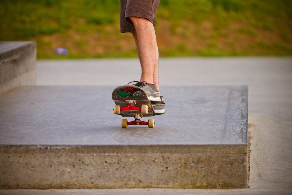 19 - Skateboard-Impressionen