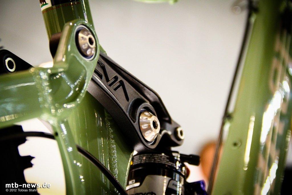 Eurobike 2012 Niner Bikes 2013-7