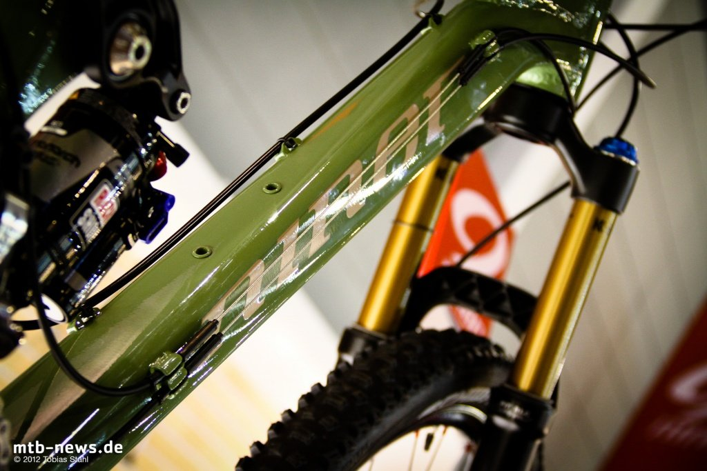 Eurobike 2012 Niner Bikes 2013-8