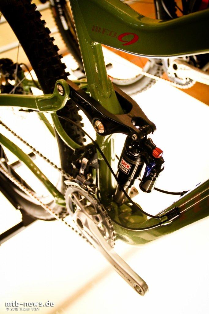 Eurobike 2012 Niner Bikes 2013-4