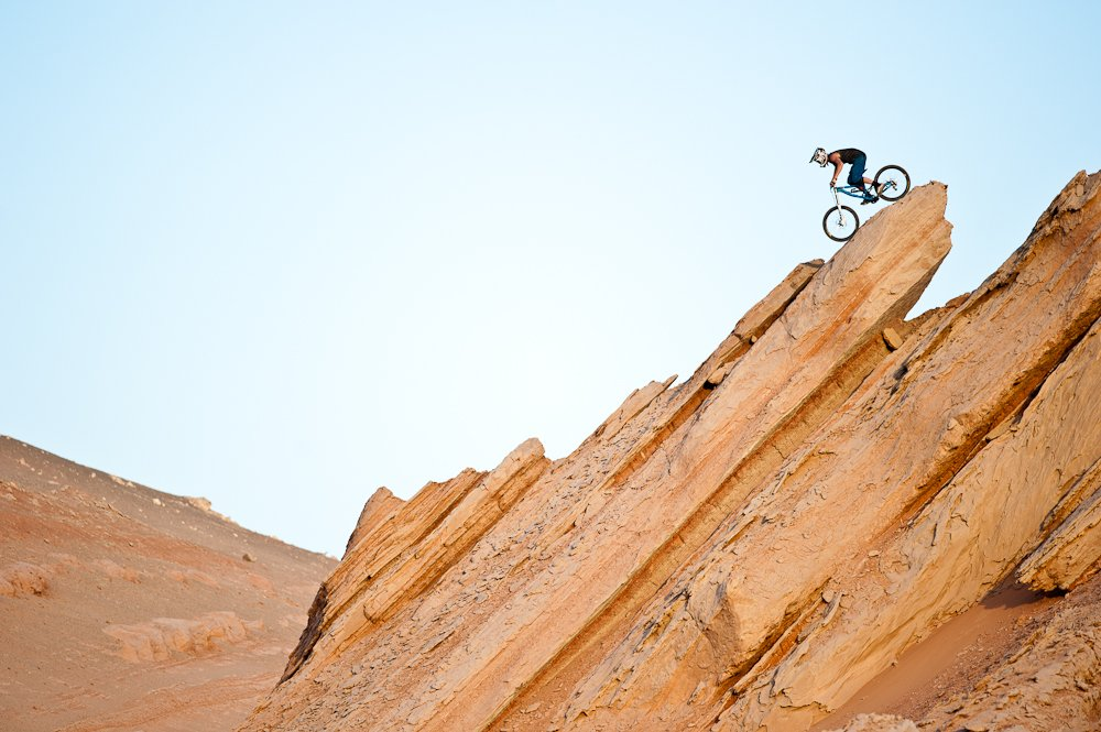 James Doerfling in China - Foto: John Wellburn/Red Bull Content Pool